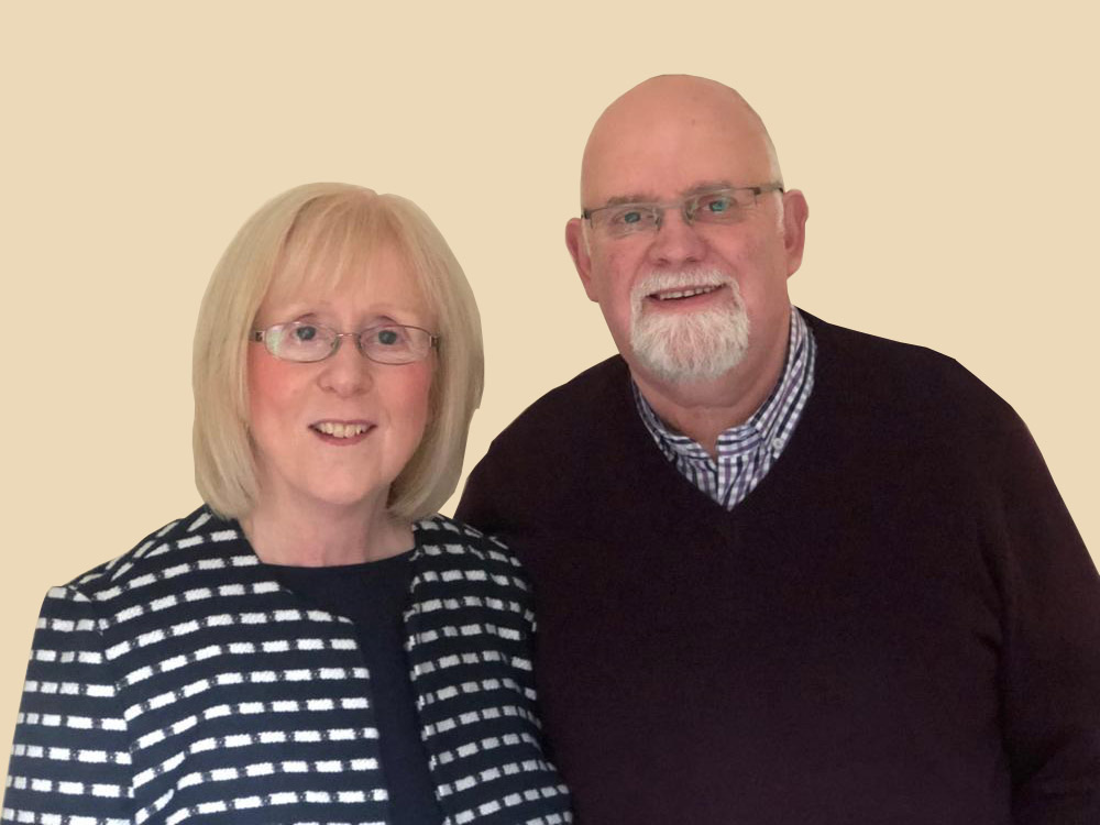 Thomas and Yvonne McClean - LMI Mission Directors