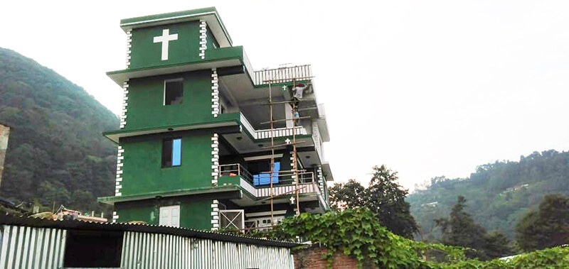 The LMI Overseas Ministry Programme is supporting an Orphanage in Nepal.
