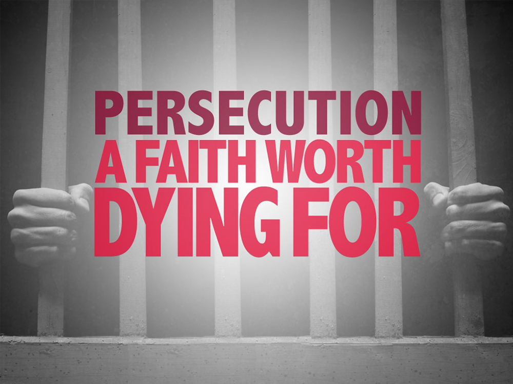 LMI's Persecution – A Faith Worth Dying For Programme examines the issue of Christian persecution and martyrdom.